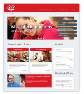 ABF websida