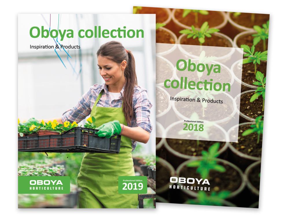 Oboya catalogue 2018 & 2019